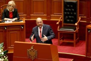 """Presedintele PE, Martin Schulz, pledeaza pentru un """"Guvern european"""""""