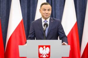 Presedintele Poloniei schimba judecatorii de la Curtea Suprema, ignorand o hotarare judecatoreasca si Comisia Europeana