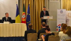 Presedintele Portugaliei da semnalul pentru relansarea cooperarii economice cu Romania