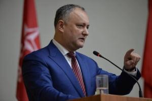 Presedintele Republicii Moldova a fost suspendat din functie pentru a doua oara in patru luni