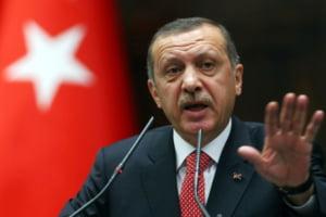 Presedintele Turciei, Recep Erdogan, este asteptat in Romania, pe 1 aprilie - surse