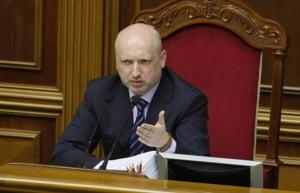 Presedintele Ucrainei pregateste introducerea legii martiale