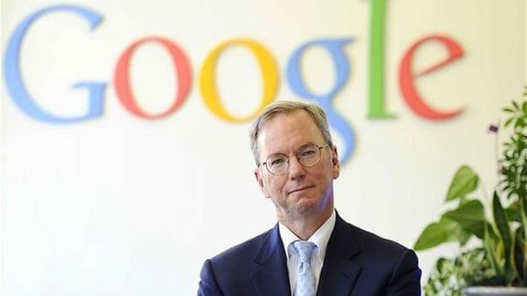 Presedintele executiv Google: Spionajul SUA risca sa provoace spargerea Internetului
