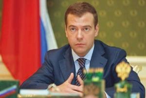 Presedintele rus va vizita Turkmenistan, tara cheie pentru Nabucco