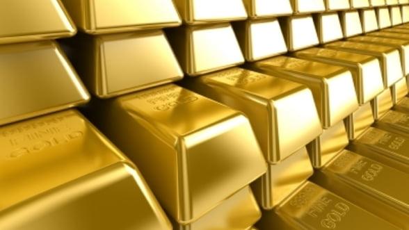 Pretul aurului ar putea atinge noi recorduri, daca Beijingul va mari rezervele