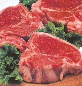 Pretul carnii va creste cu cel mult 3%