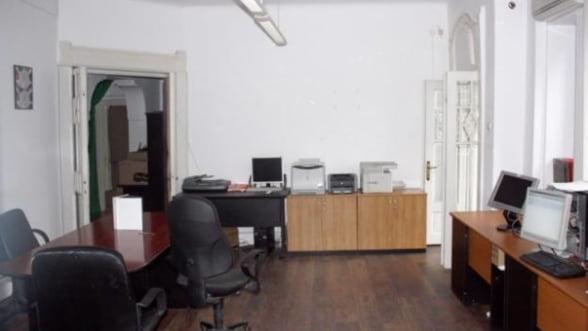 Pretul chiriilor pentru spatiile de birouri in 2012