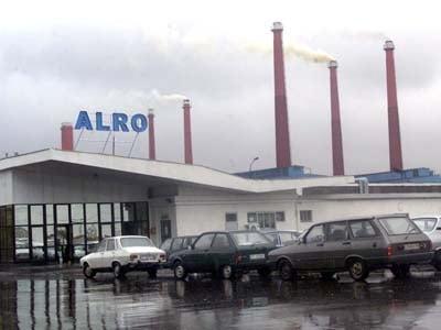 Alro Slatina a avut pierderi de peste 4,5 milioane de euro in primele noua luni din 2013