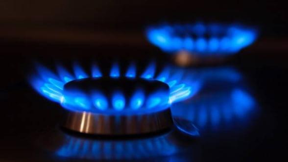 Pretul gazelor nu creste pana la 1 iulie