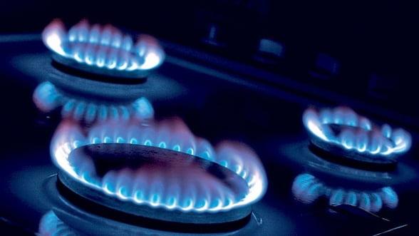 Pretul gazelor pentru companii nu se mai majoreaza de la 1 iulie