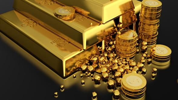 Pretul mic la aur amana proiectele Eldorado Gold din Romania si Grecia