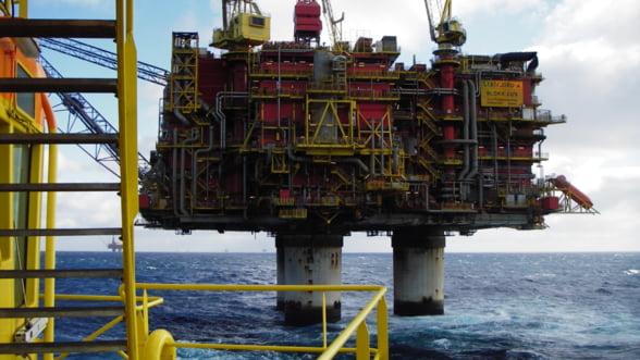 Pretul petrolului da peste cap si Norvegia: Somaj record, productie in picaj