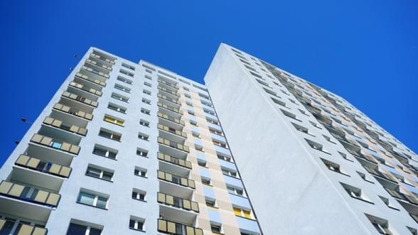 Preturile apartamentelor au sarit iar de 1.000 de euro metrul patrat