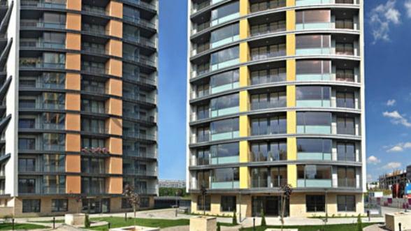 Preturile apartamentelor au scazut cu pana la 57% din 2008