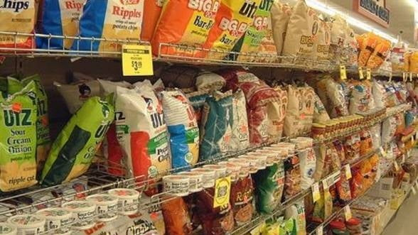 Preturile produselor alimentare au scazut in iunie pentru a treia luna consecutiv