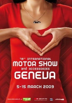Preview Geneva 2009 - editia 79