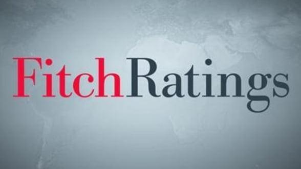 Previziuni Fitch: Crestere economica de 1,6% pentru Romania in 2012