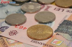 Previziuni sumbre ale analistilor: ROBOR va ajunge la o medie de 4,16%, iar un euro va fi 4,76 lei