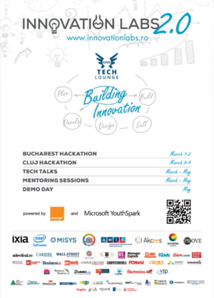 Prezentari de succes la Innovation Labs