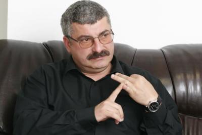 "Asul din maneca Romaniei: Sa dea ""papa si distractie"" Europei- interviu Silviu Prigoana"