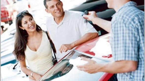 Prima Masina: Avansul pentru credit ar putea sari de 5%