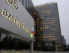Prima de 74 mil. de euro pentru seful trustului german Axel Springer