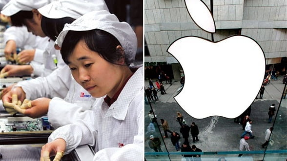 Prima fabrica Apple din UE ar putea fi deschisa la granita Romaniei, dar la bulgari