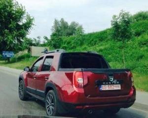 Prima imagine cu Dacia Duster Pickup Double Cab