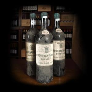 Prima licitatie de vinuri din 2020: sticle vechi de peste 100 de ani sunt scoase la vanzare