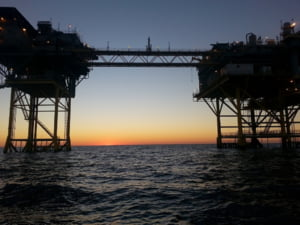 Prima molecula de gaz romanesc din Marea Neagra va fi extrasa in 2021. Compania autorizata sa opereze in perimetrul Aurora