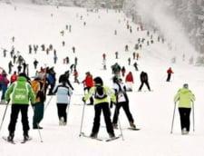 Prima pista de snow tubing se deschide intr-o statiune montana din Hunedoara