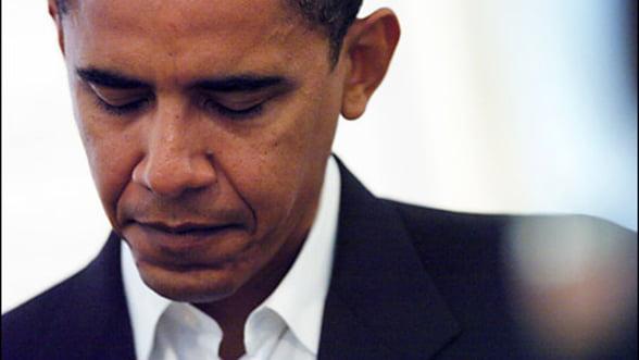 "Prima provocare a presedintelui Obama in noul mandat: ""Varful fiscal"""