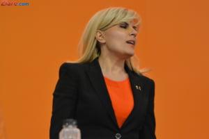 Prima reactie a Elenei Udrea in cazul creditului de la BRD anchetat de DNA (Video)