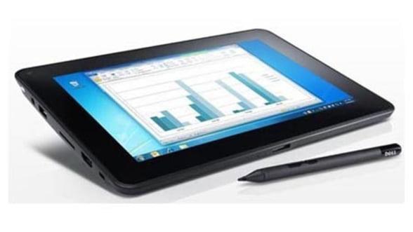 Prima tableta Dell cu Windows 8 - Vezi specificatiile tehnice