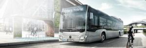 Primaria Capitalei cumpara 130 de autobuze hibrid Mercedes Benz. Insa nu vom circula cu ele in acest an