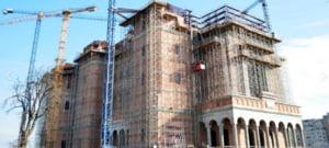 Primaria Sectorului 1 vrea sa mai dea 10 milioane de lei pentru Catedrala Neamului. Pana acum a dat 20 de milioane
