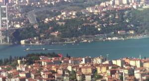 Primarul Istanbulului respinge proiectul de construire a unui canal peste Bosfor, sustinut de Erdogan