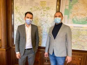 """Primarul Sectorului 2, lobby la Ministerul Transportului pentru linia de metrou din Pantelimon: """"Avem nevoie ca de aer de linia M5"""""""