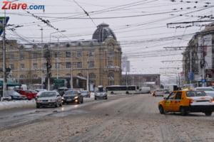 Primarul interimar al Capitalei anunta controale la firmele de deszapezire