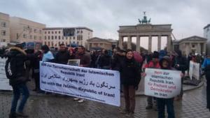 Primavara iraniana e sustinuta si din Europa: Opriti executiile!