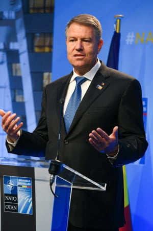 Primele declaratii ale lui Klaus Iohannis dupa referendum