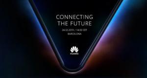 Primele imagini cu telefonul pliabil de la Huawei