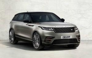Primele imagini oficiale cu noul Range Rover Velar