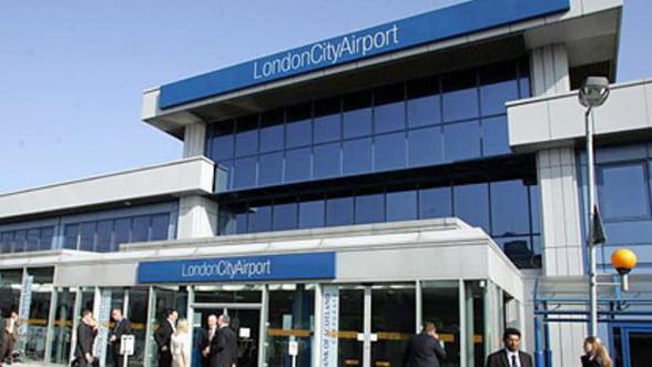 """Primul aeroport al viitorului, la Londra. Se bazeaza pe """"Internetul obiectelor"""""""