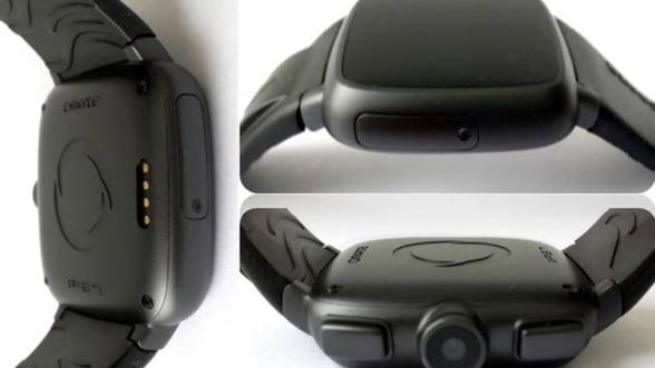 Primul ceas inteligent a strans 100.000 dolari in doar o zi pe Kickstarter