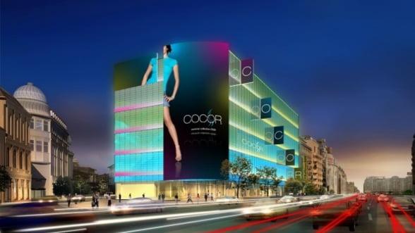 Primul cinematograf multiplex din centrul Capitalei va fi deschis in incinta Cocor