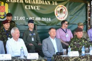 Primul exercitiu militar major gazduit de Romania dupa summit-ul NATO de la Varsovia: Ce mesaj a transmis Iohannis