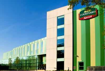 Primul hotel Courtyard Marriott isi deschide portile la Bucuresti