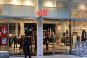 Primul magazin H&M din Romania, deschis pe 25 martie