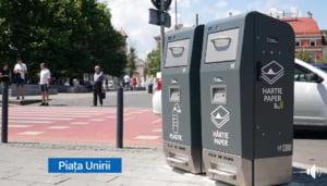 Primul oras din Romania in care deseurile vor fi colectate inteligent (Video)